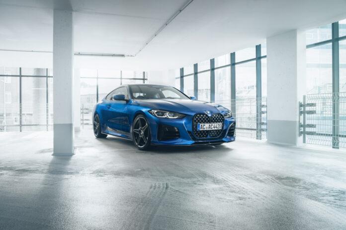 AC Schnitzer har tatt for seg nye BMW 4-serie Coupé, og dette er resultatet. (Fotos: AC Schnitzer)
