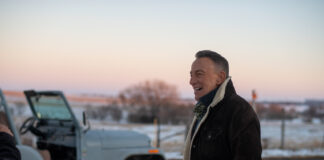 Bruce Springsteen dukket opp i en Jeep-reklame under Super Bowl. (Fotos: Jeep)