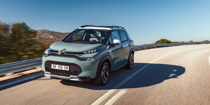 Citroën har oppdatert sin aller mest kompakte SUV-modell, C3 Aircross. (Fotos: Citroën)