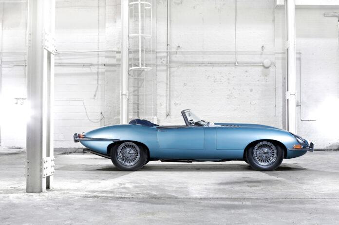 Det er 60 år siden Jaguar presenterte en bil som tok verden med storm. (Fotos: Jaguar)