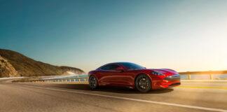 Karma skal nå teste ut hydrogen samme med et dansk selskap. Her Revero GT. (Fotos: Karma)