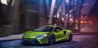 McLaren har klar den første modellen for neste generasjon superbiler, hybriden Artura. (Fotos: McLaren)