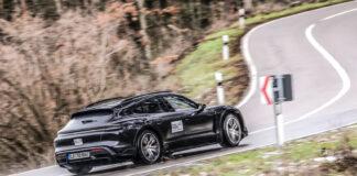 Porsches neste Taycan-versjon nærmer seg, og denne gang handler det om innvendig plass og mer SUV-lignende kjøreegenskaper. (Fotos: Porsche)