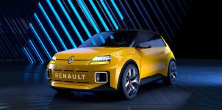 Renault 5 Prototype tok verden med storm da den ble vist fram i januar, og er en verdig arvtaker til en ikonisk liten sjarmør. (Fotos Renault)