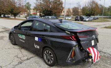 Den ladbare versjonen av Toyota Prius imponerte da 25 biler gikk gjennom utslippstester. (Fotos: Green NCAP)