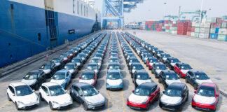 Xpeng har fått en god start i Norge, og den neste forsyningen av biler er allerede solgt. (Fotos: Xpeng)
