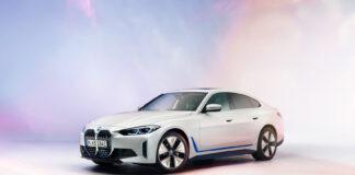 BMW tenker på mer enn elektriske SUV-modeller, og viser nå fram en elektrisk Gran Coupé som skal inn i produksjon senere i år, BMW i4. (Fotos: BMW)