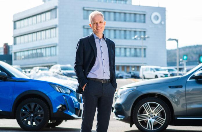Konsernsjef Harald Frigstad kan se tilbake på et godt 2020 for den store importøren Bertel O. Steen. (Fotos: Bertel O. Steen)
