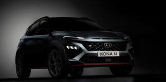 Hyundai viser nå fram den sportslige Kona N. (Fotos: Hyundai)