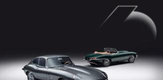Jaguar feirer at det er 60 år siden de presenterte E-Type med å lage et dusin «nye» biler. (Fotos: Jaguar)
