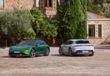 Porsche Taycan Cross Turismo har endelig fått sin verdenspremiere. (Fotos: Porsche)