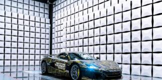 Porsche har kjøpt seg ytterligere opp i Rimac, denne hyperbilprodusenten som snart har klart noe ganske så ellevilt i modellen kalt C_Two. (Fotos: Rimac)