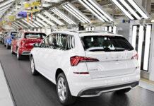 Skoda har bikket to millioner produserte SUV-modeller. (Foto: Skoda)