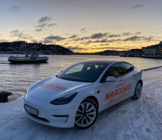 Tesla Model 3 Performance er en morsom og god elbil. (Fotos: Nybiltester)