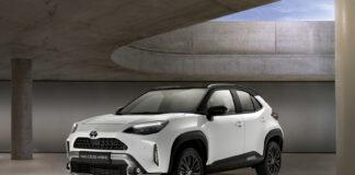 Toyota har klar enda en versjon av Yaris Cross, og denne er bokstavelig talt litt eventyrlig. (Fotos: Toyota)