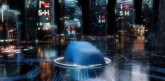 Toyota skal vise fram et elektrisk SUV-konsept i april. (Fotos: Toyota)