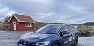 Vi har testet Volkswagen kommende elbil, ID.4. (Fotos: Nybiltester)