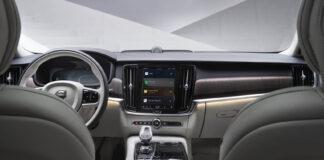 2022-modellen av Volvo XC60 kommer med Android Auto som hjertet i infotainment-systemet. (Fotos: Volvo)