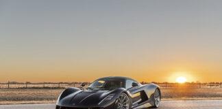 Hennessey har bygd biler i 30 år, og er klar med et monster kalt Venom F5. (Fotos: Hennessey)