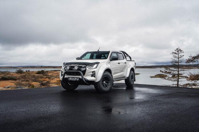 Arctic Trucks Norge har bygd om den nye Isuzu D-Max, og kan tilby to verstingversjoner av pickupen. (Fotos: RSA)