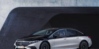 Mercedes EQS har endelig gjennomført sin premiere, så nå kan vi virkelig sjekke ut det elektriske flaggskipet. (Fotos: Mercedes)