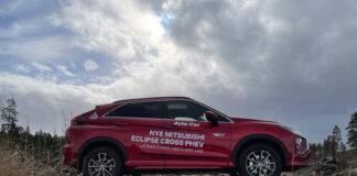 Denne bilen skal bære arven til Mitsubishi Outlander videre, så er det en verdig arvtaker? (Fotos: Nybilteter)