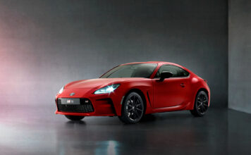 Toyota har snart klar sin tredje GR-modell, og nå handler det om den lille og morsomme GT86 som blir GR 86. (Fotos: Toyota)