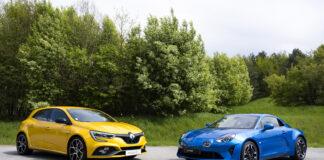 Renault Sport blir nå en del av Alpine, og dermed blir sistnevnte merket for de mer sportslige bilene fra Renault-gruppen i framtiden. (Fotos: Renault)