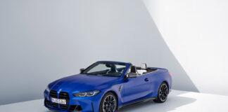 BMW viser nå fram en tredje variant av nye M3 og M4, nemlig M4 Competition Convertible. (Fotos: BMW)