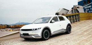 De første kundebilene av Ioniq 5 Project 45 er på plass i Norge. (Fotos: Hyundai)