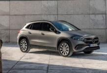 Mercedes utvider nå EQA-familien med to versjoner som har firehjulstrekk. (Fotos: Mercedes)