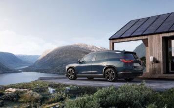 Når Nio nå setter i gang sin globale satsing, er Norge det aller første landet ut. (Fotos: Nio)