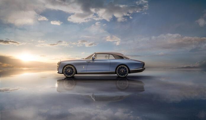 Rolls-Royce åpner for spesialbestillinger av biler. Og da mener vi virkelig spesialbestilling. (Fotos: Rolls-Royce)