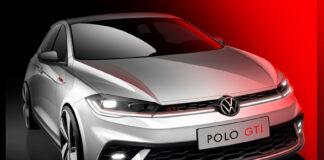 Volkswagen gir oss en sniktitt på Polo GTI. (Fotos: VW)