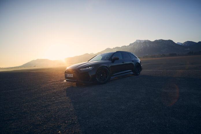 ABT feirer 125 år med en eksepsjonell rå Audi RS 6. (Fotos: ABT Sportline)
