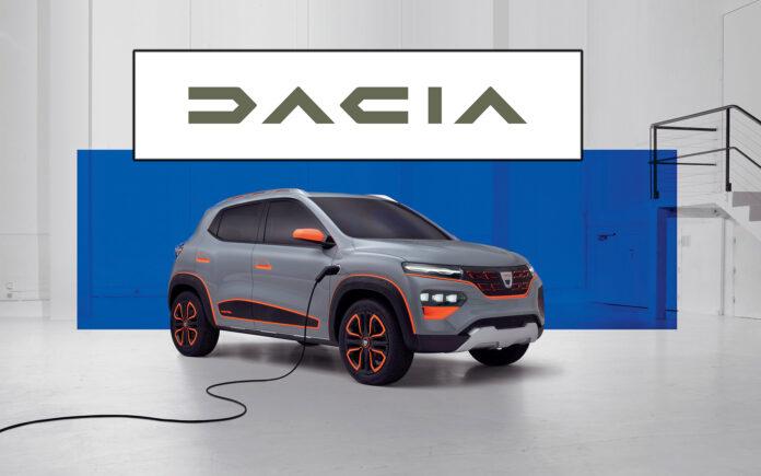 Dacia gjør som blant annet Kia har gjort, og gjør merket et helt nytt logo-design. (Fotos: Dacia)