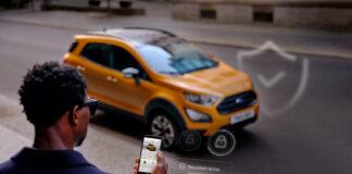 Ford introduserer nå en alarm i sin FordPass-app som melder fra om noen tar seg inn i bilen. (Foto: Ford)