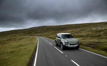 Jaguar Land Rover skal nå lage en prototype av Defender med hydrogendrivverk. (Fotos: JLR)