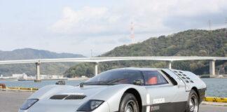 Mazda kunne høsten 1970 vise fram en futurisk superbil som fikk et uventet nytt liv. (Fotos: Mazda)