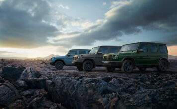 Utrolig nok var det denne modellen som ble solgt raskest av alle nybilene i USA i mai. (Fotos: Daimler)