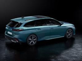 Peugeot viser nå fram stasjonsvognen av den nye 308. (Fotos: Peugeot)