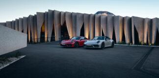 Den store 911-familien til Porsche vokser nå med fem nye medlemmer, nemlig en ny generasjon med GTS-utgaver. (Fotos: Porsche)
