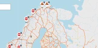 Statens vegvesen har lagt inn enda mer informasjon i sin kartløsning. (Faksimile: Statens vegvesen)