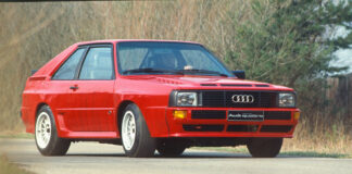 Audi sjokkert verden med sin quattro-teknologi, som rett og slett revolusjonerte firehjulsdriften. (Fotos: Audi)