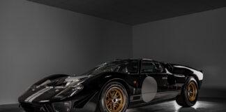 Dette er intet mindre enn en elektrisk Ford GT40. (Fotos: Everrati)