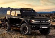 Hennessey har kastet seg over Ford Bronco, og ut av tuningsboksen har det kommet et skikkelig rovdyr. (Foto: Hennessey)