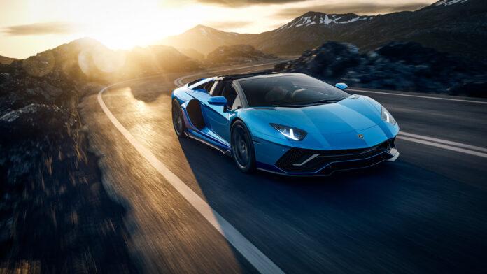 Lamborghini har aldri solgt så mange biler som de gjorde i årets første halvår. (Fotos: Lamborghini)