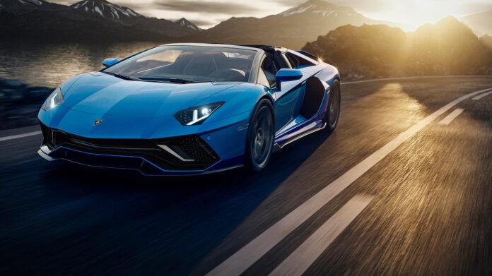 Lamborghini skal avsluttes Aventador med den ultimate versjonen. (Fotos: Lamborghini)