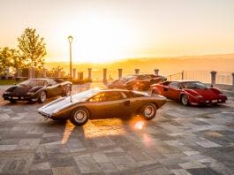 Å ha plakater av sportsbil på veggene en gang i tiden ganske så stort, og den aller mest populære var Lamborghini Countach. (Fotos: Lamborghini)
