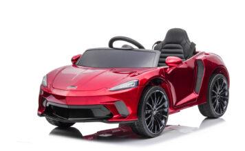 McLaren har klar en GT-modell som kun er for de yngste. (Fotos: McLaren)